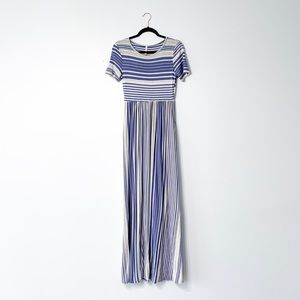 Orange Creek Boutique Striped Maxi Dress